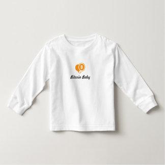 De T-shirt van het lang-Sleeve van het Baby van