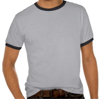 De T-shirt van het Leer van Douglas