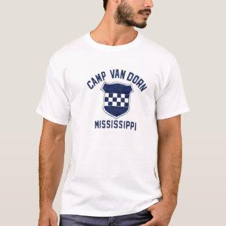 De T-shirt van het Leger van het kamp Van Dorn de