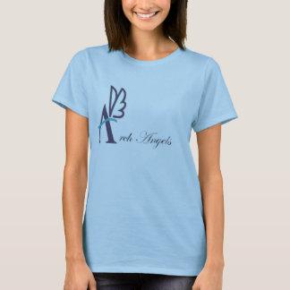 De T-shirt van het Logo van aartsengels