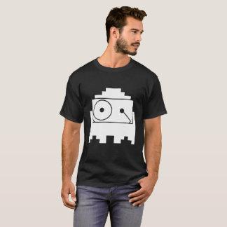De T-shirt van het Logo van de Cassette van het