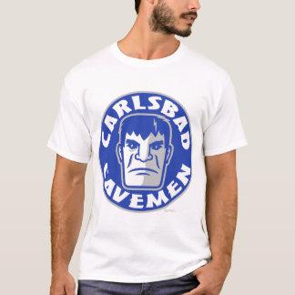 De T-shirt van het Logo van de Holbewoners van