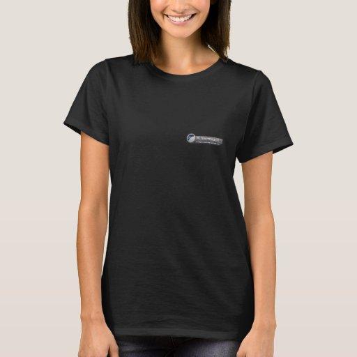 De T-shirt van het Logo van Planetarion van