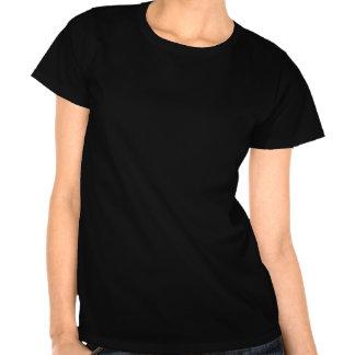 De T-shirt van het Logo van Planetarion van vrouwe