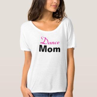 De T-shirt van het Mamma van de dans