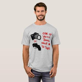 De T-shirt van het mannen