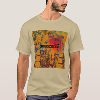 De T-shirt van het Mannen van de avantgarde