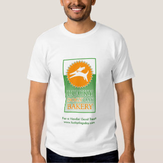 De T-shirt van het Mannen van de Bakkerij van de