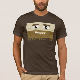 De T-shirt van het Mannen van de Holbewoner BBSS