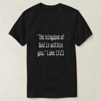 """De T-shirt van het Mannen van het """"koninkrijk"""""""