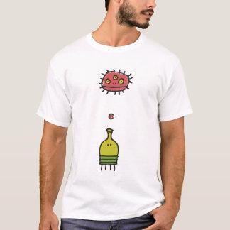 De T-shirt van het Monster van de Sprong van de