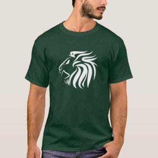 De T-shirt van het Pictogram van de leeuw