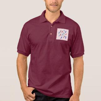 De T-shirt van het Polo van het Mannen van de