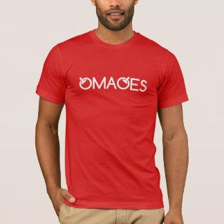 De T-shirt van het Raadsel van TOMATEN