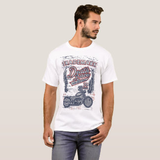 De T-shirt van het Ras van de Dood van het