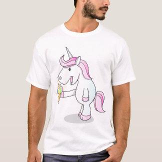 De T-shirt van het Roomijs van de eenhoorn
