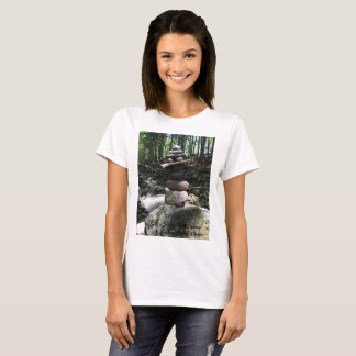 De T-shirt van het Saldo van de rots - de