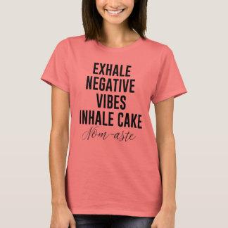 De T-shirt van het Saldo van het Leven Nom