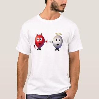 De T-shirt van het Spel van de schuld