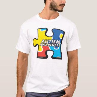 De T-shirt van het Stuk van het Raadsel van de