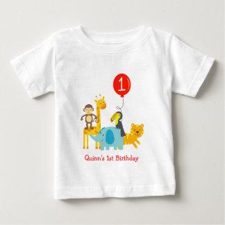 De T-shirt van het T-shirt van de Verjaardag van