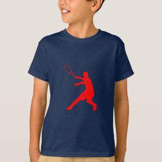 De t-shirt van het tennis voor jongens | Kinder