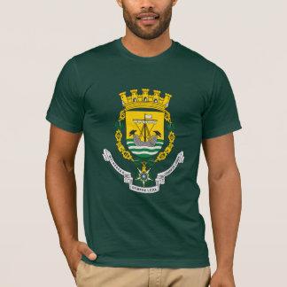 De T-shirt van het Wapenschild van Lissabon
