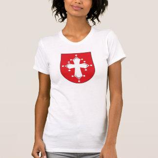 De T-shirt van het Wapenschild van Pisa