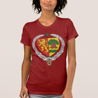 De T-shirt van het Wapenschild van Senegal