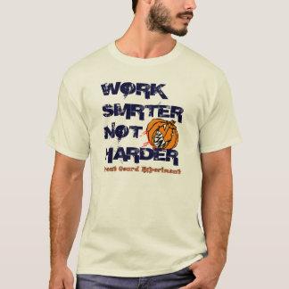 De T-shirt van het werk SMRTER