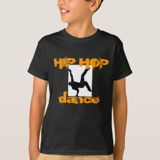 De T-shirt van Hip Hop van het kind