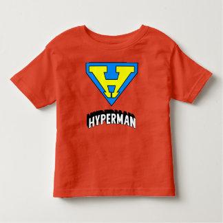 De T-shirt van Hyperman
