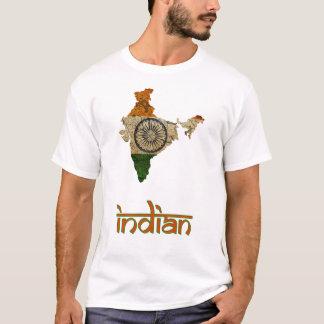 De t-shirt van India