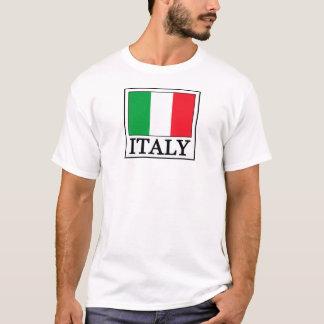 De T-shirt van Italië