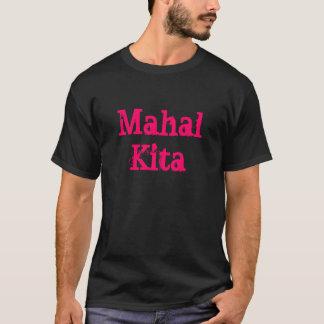 De t-shirt van Kita van Mahal
