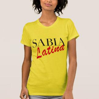 De T-shirt van Latina van Sabia