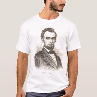 De T-shirt van Lincoln