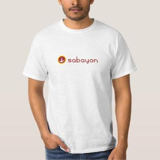 De T-shirt van Linux van Sabayon