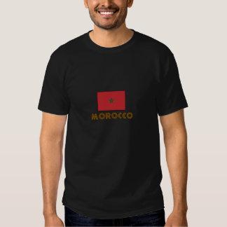 De T-shirt van Marokko