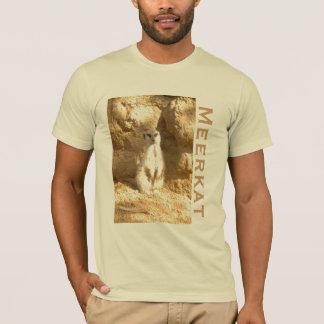 De T-shirt van Meerkat