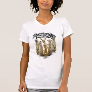 De t-shirt van Meerkat van de Heemst