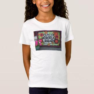 De T-shirt van meisjes