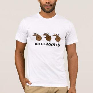 De T-shirt van Moleasses