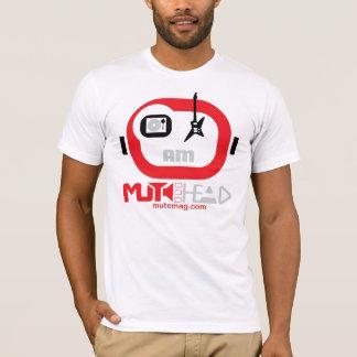 De T-shirt van MuteHead