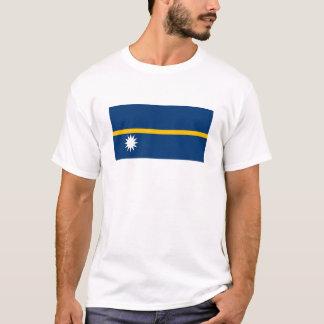 De T-shirt van Nauru