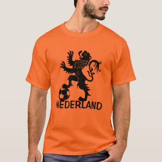 De T-shirt van Nederland - het Overhemd van het