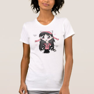 De T-shirt van Nikoru