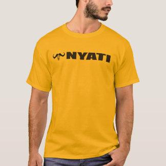De T-shirt van Nyati