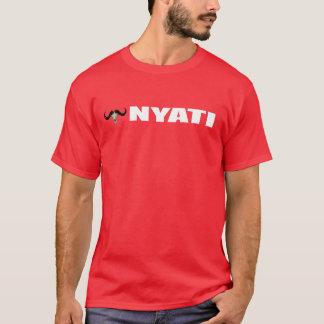 De T-shirt van Nyati - ROOD
