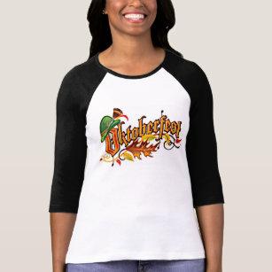 De T-shirt van Oktoberfest